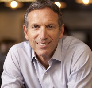 Howard Schultz Net Worth
