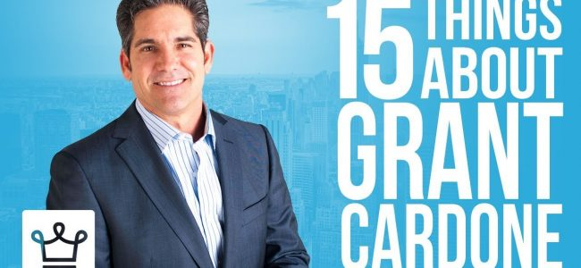 15 Things You Didn't Know About Grant Cardone