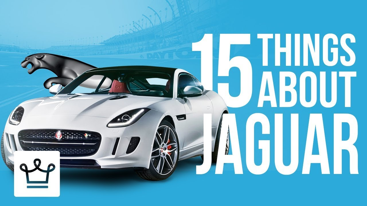 15 Things You Didn't Know About Jaguar