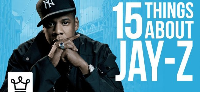 15 Things You Didn't Know About Jay-Z