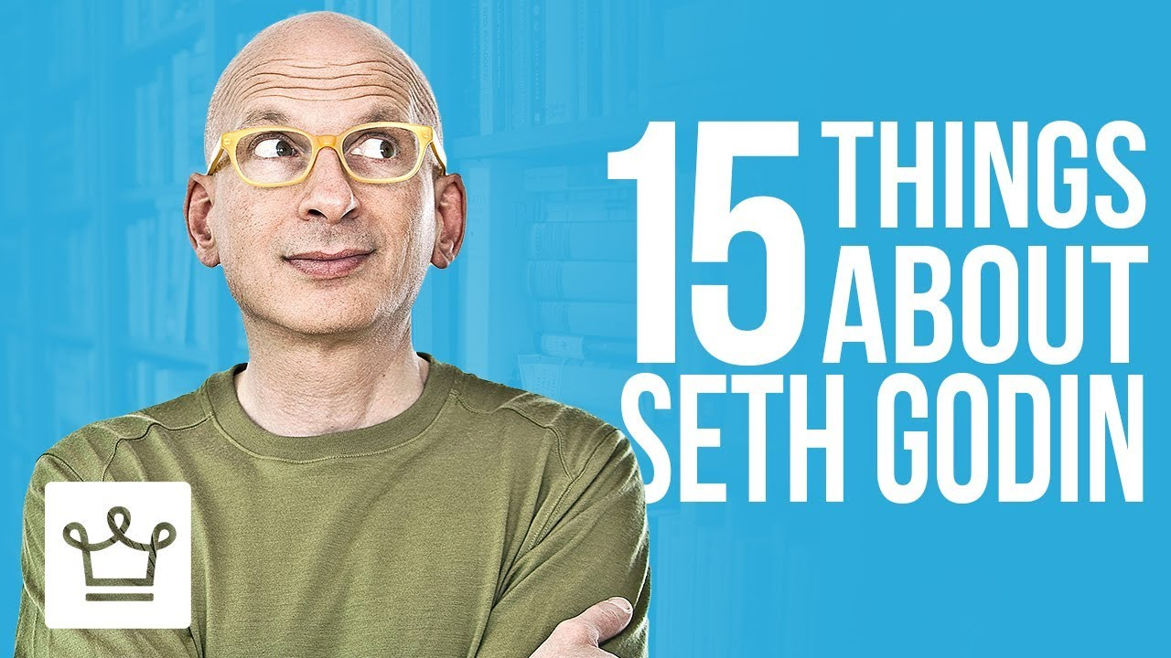 15 Things You Didn't Know About Seth Godin