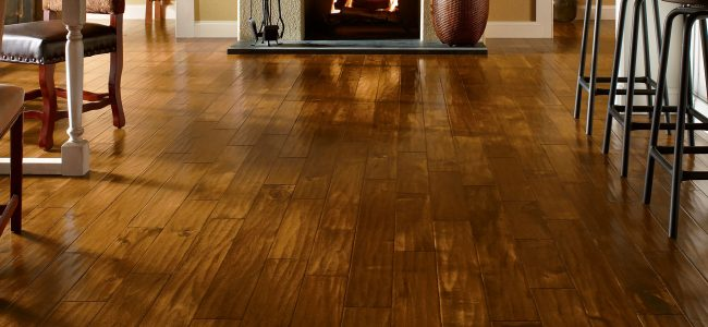 The Lasting Loveliness Of Hardwood Flooring