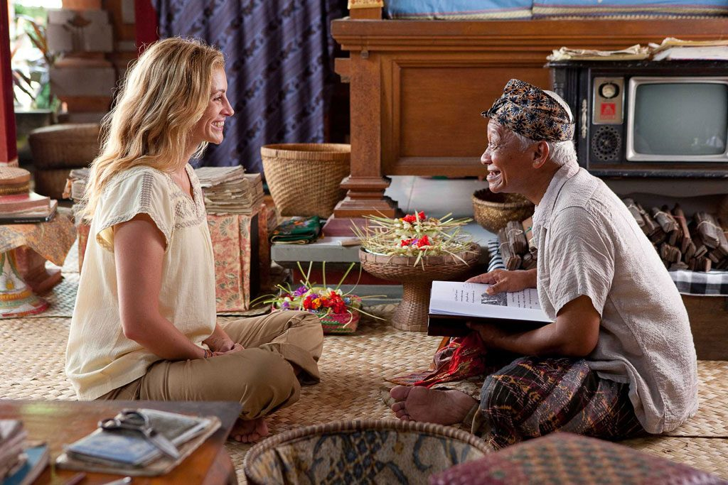 15 Celebrity Holiday Destination in Bali | 15. Medicine Man House in Ubud - Julia Roberts