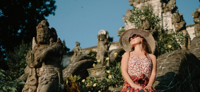 Where Did Celebrities Go in Bali?