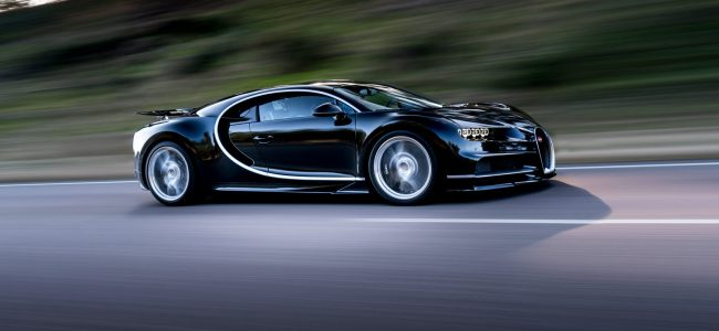 Watch the Bugatti Chiron Set an Insane 0-400KM/H Speed Record