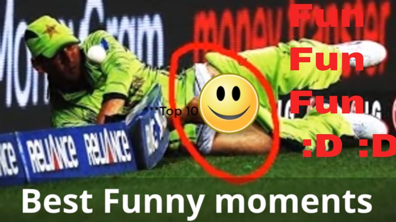 Cricket Funny ? ? ?Most Unexpected Moments | Top 10 funny moments