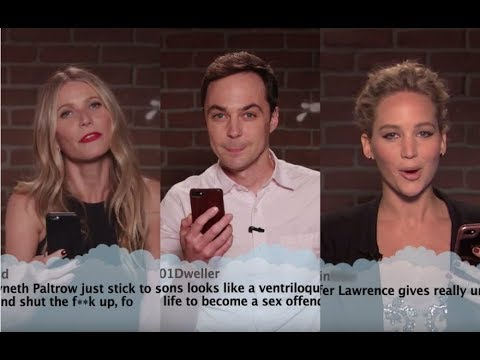 Emma Watson, Gal Gadot, And Other Celebs Read Mean Tweets About Themselves