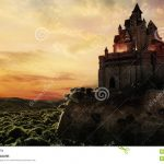 fairy-tale-castle-sunset-29228787