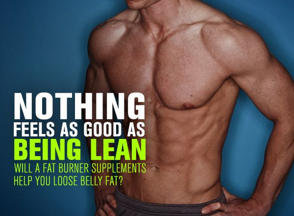What fat burners actually work