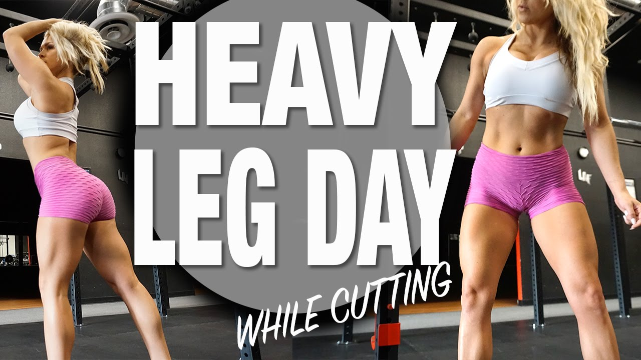 Heavy Leg Workout
