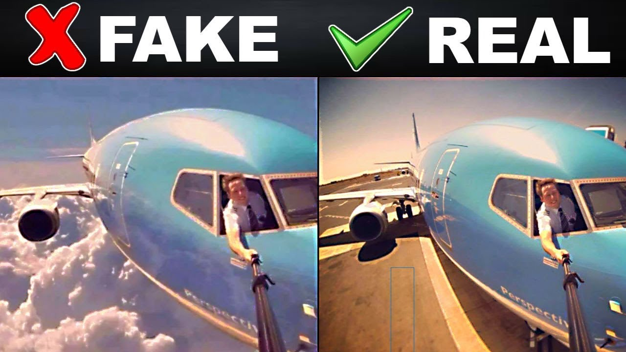 Viral Photos That Turned Out To Be Fake!