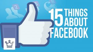15 Things You Didn't Know About Facebook