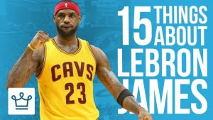 15 Things You Didn't Know About LeBron James