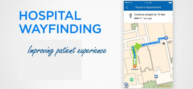How Hospital Wayfinding Apps are Improving Patient Experience?