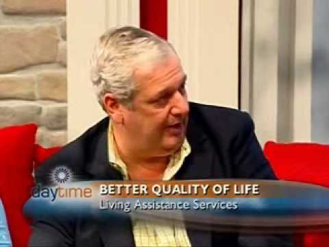 Living Assistance Services on Rogers Daytime