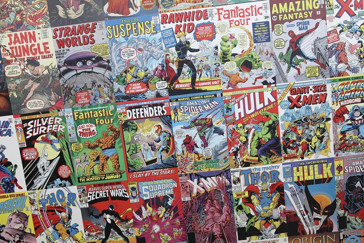 Why Should Parents Opt For Comic Books For Their Kid's Entertainment