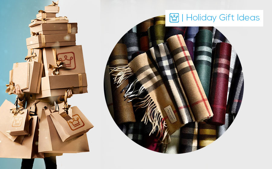 holiday best gift ideas for men and women cashmere scarf