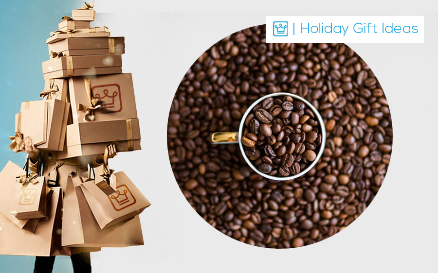 holiday best gift ideas for men and women coffee blend