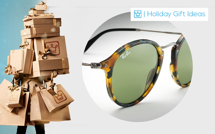 holiday gifts ray ban glasses alux