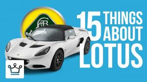 15 Things You Didn't Know About LOTUS