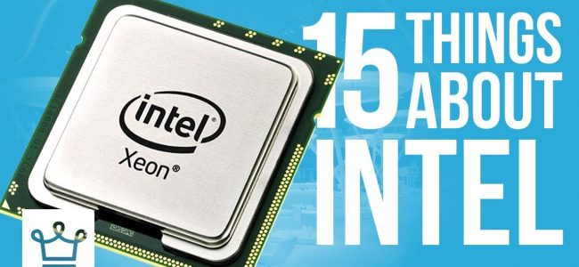 15 Things You Didn't Know About INTEL