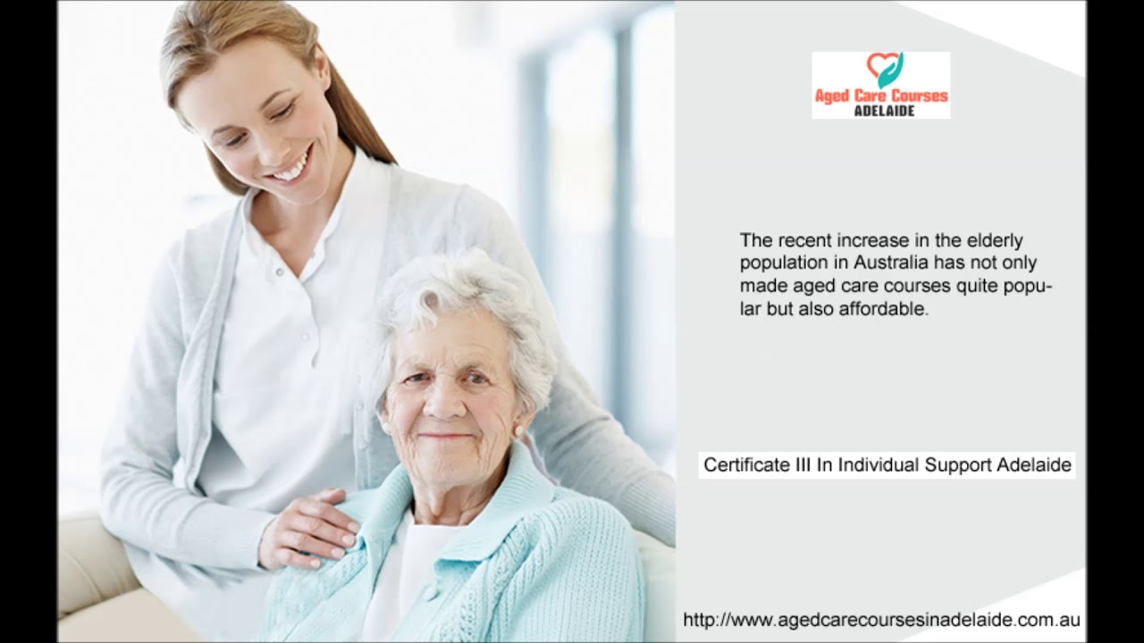 AGED CARE COURSES ADELAIDE