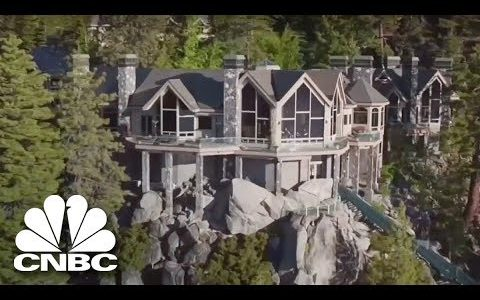 Most Expensive Mansion On Lake Tahoe