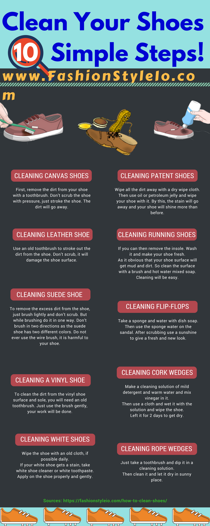 shoe cleaning 10