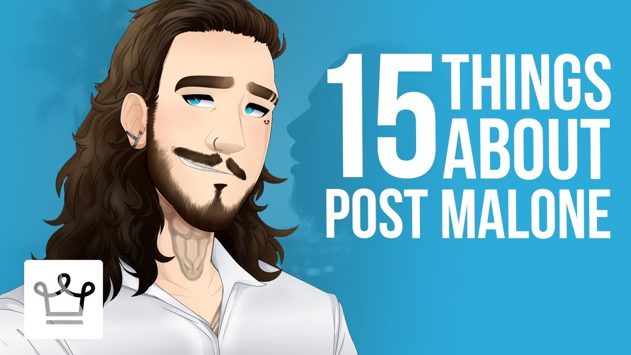 15 Things You Didn't Know About Post Malone