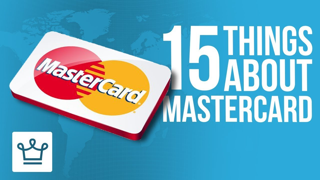 15 Things You Didn't Know About MASTERCARD