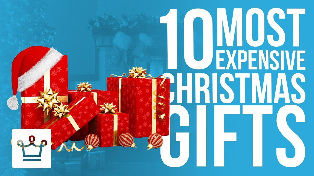 Top 10 Most Expensive Christmas Gifts Celebrities Got
