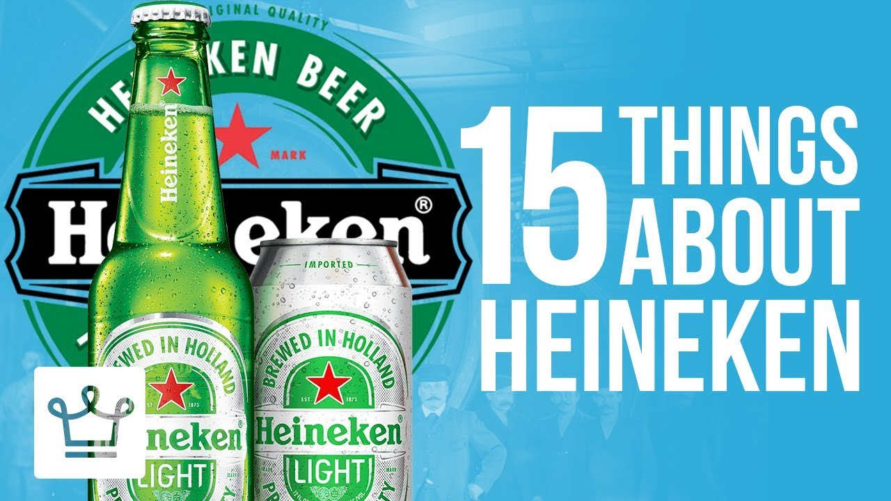 15 Things You Didn't Know About Heineken