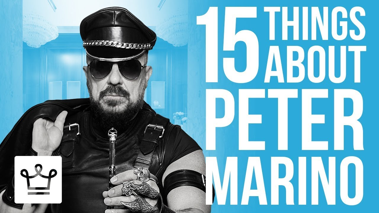 15 Things You Didn't Know About Peter Marino