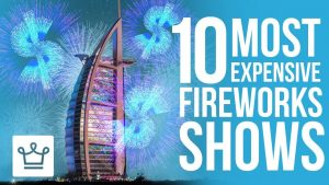 Top 10 Most Expensive Fireworks Shows In The World