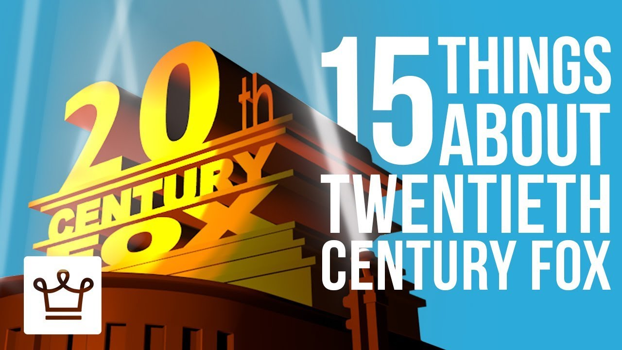 15 Things You Didn't Know About 20?? CENTURY FOX