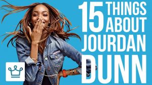 15 Things You Didn't Know About Jourdan Dunn