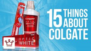 15 Things You Didn't Know About Colgate