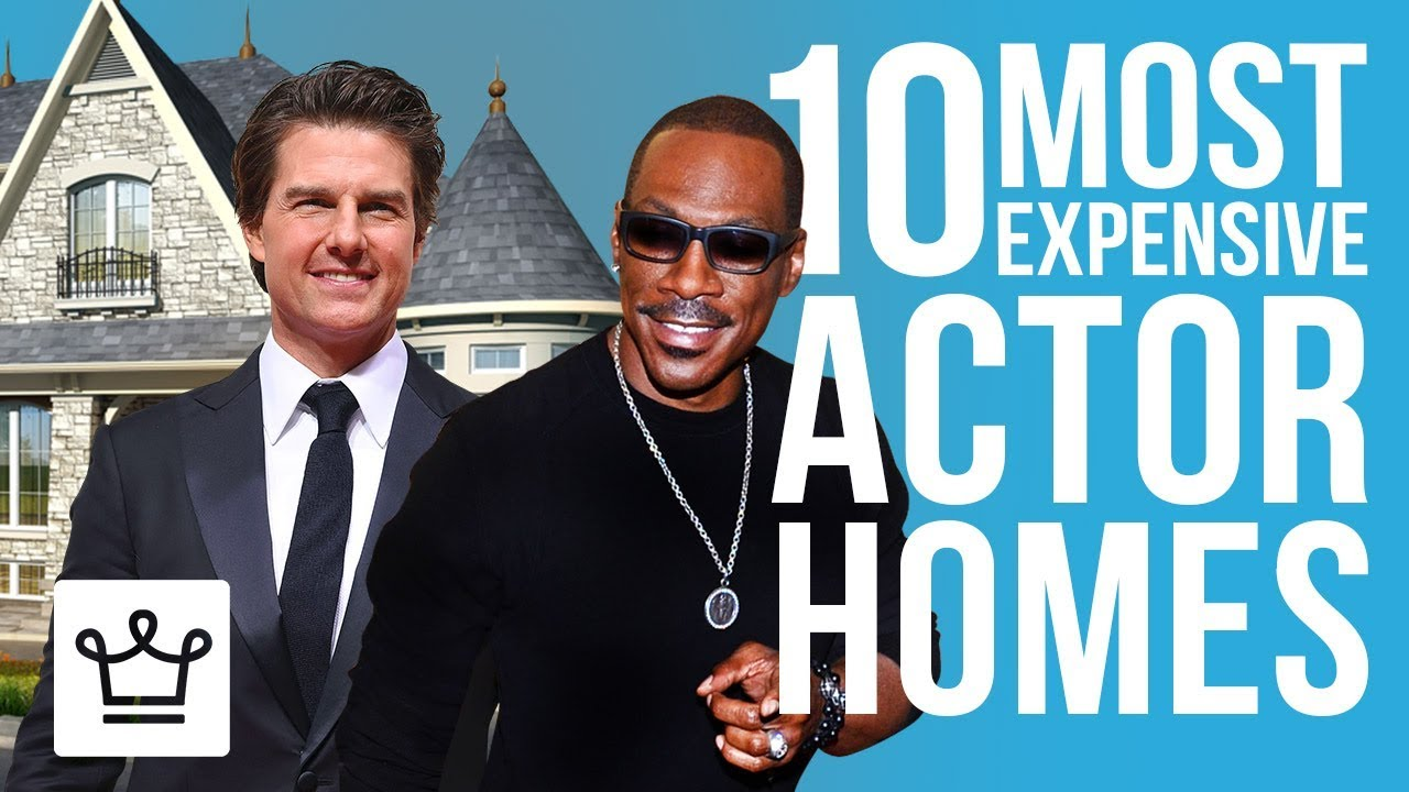 Top 10 Most Expensive Actor Homes
