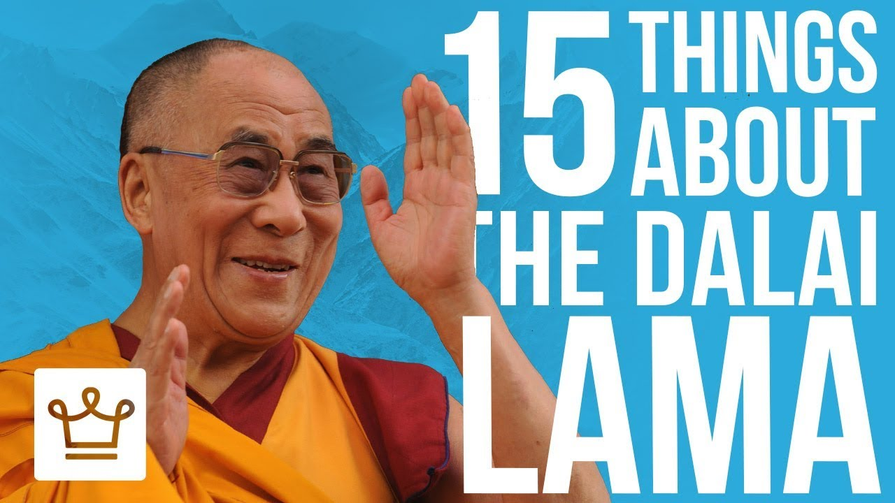 15 Things You Didn't Know About The Dalai Lama