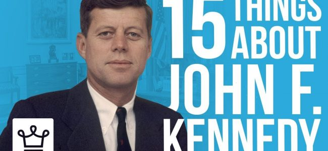 15 Things You Didn't Know About John F. Kennedy