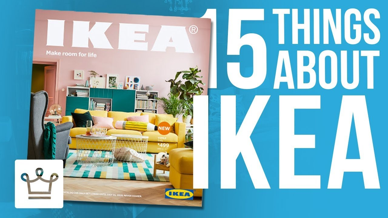 15 Things You Didn't Know About IKEA