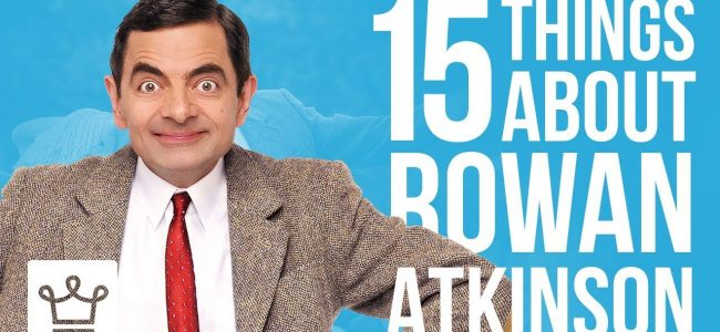 15 Things You Didn't Know About Rowan Atkinson