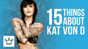 15 Things You Didn't Know About Kat Von D