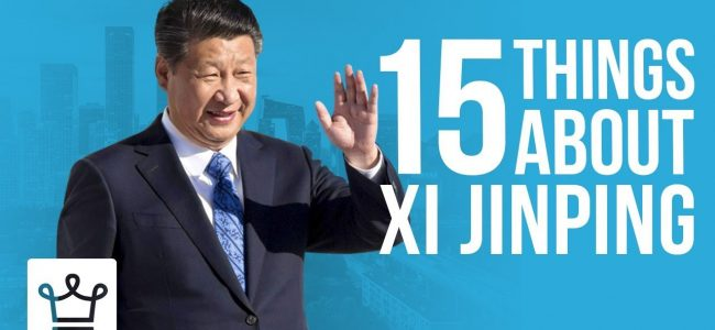 15 Things You Didn't Know About Xi Jinping