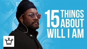 15 Things You Didn't Know About Will.I.Am