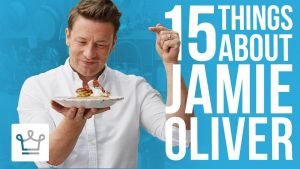 15 Things You Didn't Know About Jamie Oliver