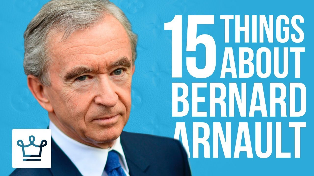 15 Things You Didn't Know About Bernard Arnault