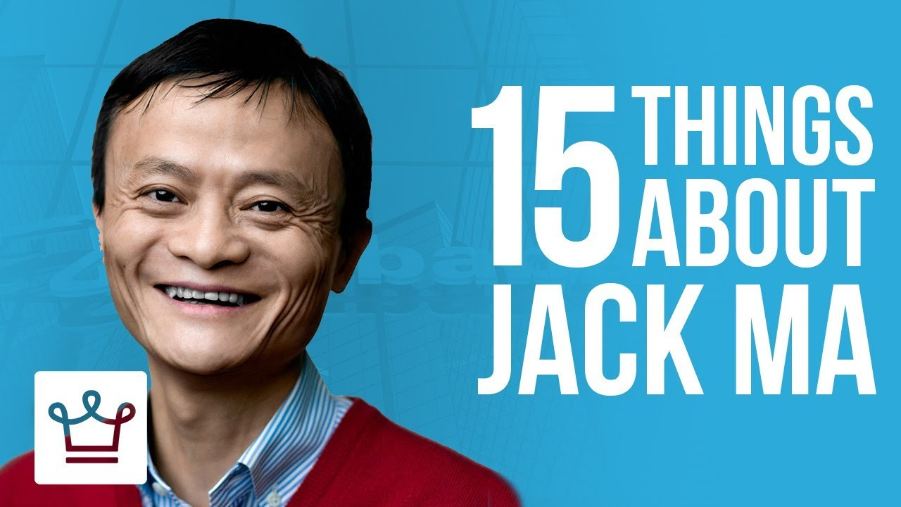 15 Things You Didn't Know About Jack Ma