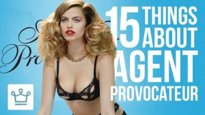 15 Things You Didn't Know About Agent Provocateur