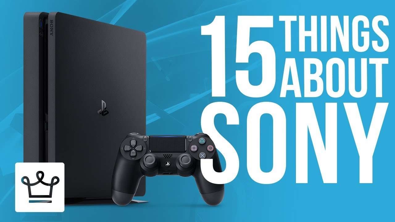 15 Things You Didn't Know About SONY